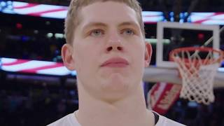 2018 Big Ten Tournament: Michigan vs. Michigan State | Big Ten Basketball | The Journey