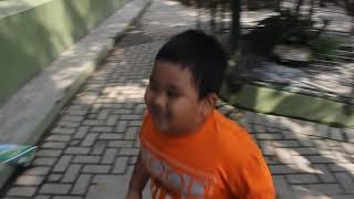 Cheerfulness Very happy children