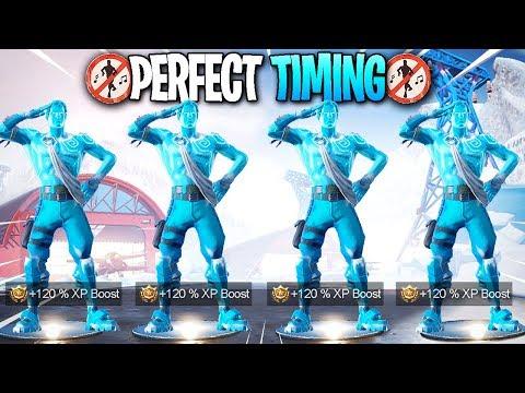 Fortnite - Perfect Timing Dance Compilation! #47 - (Season 7)