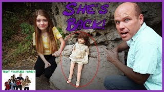 Is She Seeking Revenge? 24 Hours With Doll THE DOLLMAKER PART 3 / That YouTub3 Family
