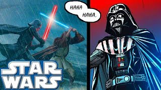 The Most CRAZY Jedi That Darth Vader Faced After Order 66 - Star Wars Comics Explained