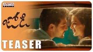 Jodi Teaser- Aadi, Shraddha Srinath..