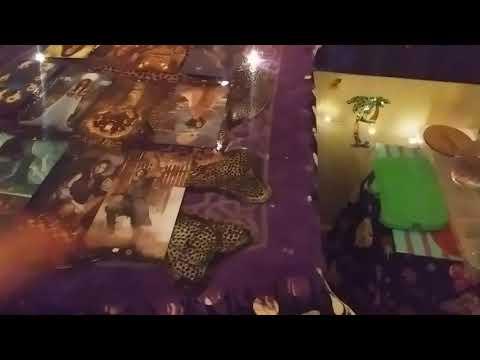 Madison bell tarot reading