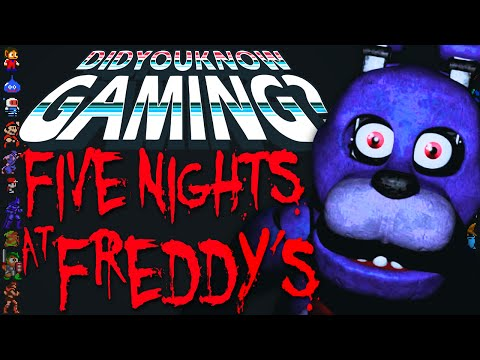 Five Nights At Freddy's - Did You Know Gaming? Feat. MatPat of Game Theory