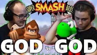 Melee God vs. 64 God! - Mew2King vs. Wizzrobe Smash 64