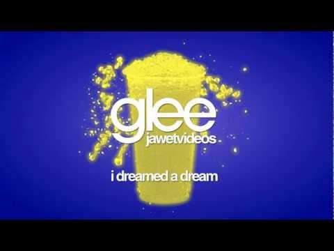 Glee Cast - I Dreamed A Dream (karaoke version)
