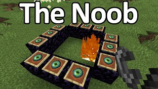 Types of People Portrayed by Minecraft #7
