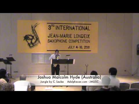 3rd JMLISC: Joshua Malcolm Hyde (Australia) Jungle by C. Lauba