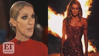 Reaction To Celine Dion's 'Courage'