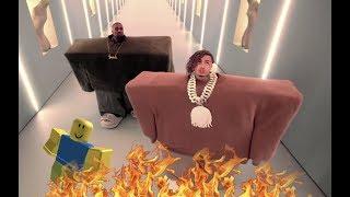 "Kanye West & Lil Pump ft. Adele Givens - ""I Love It"" (Official Music Video) REACTION."