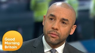 Alex Beresford Speaks Out for the First Time Since Tragic Death of His Cousin | Good Morning Britain