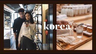 Shopping & Cafes in Seoul! | Korea Vlog Part I