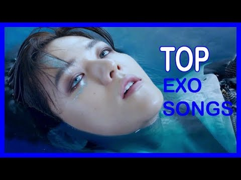 EXO [TOP 60]  SONGS (UPDATE)