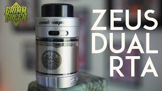 Zeus Dual RTA : GeekVape : Bubbles