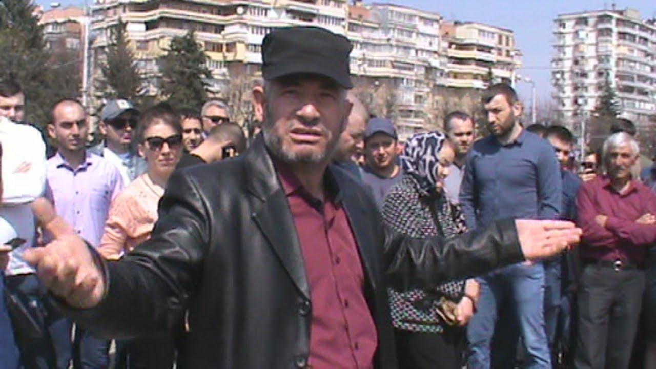 Нальчане потребовали сурового наказания за убийство таксиста Макитова