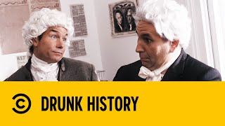 Dirty American Politics - Drunk History USA | Comedy Central