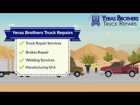 Yeras Brothers Truck Repairs - (786) 256-6158