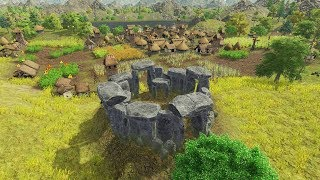 Ancient Monuments to Ongoing War & Invasion | Dawn of Man | Ep. 10 | City Building Warfare Gameplay