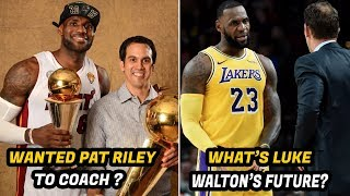 The History Between LeBron James and Head Coaches