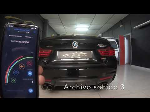 BMW 420D SONIDO V8 GASOLINA!! ASU SOUND!! JB Customs