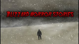 3 Chilling True Blizzard Horror Stories