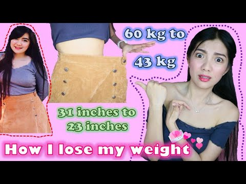My Weight Loss journey (How I lost 17kgs of weight)