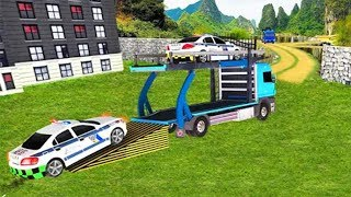 Offroad Police Car Bike Helicopter | Police Car, Truck, Moto, Helicopter - Android GamePlay 2018