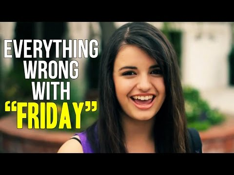 Everything Wrong With Rebecca Black -
