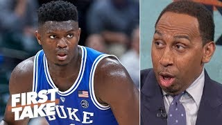 Stephen A. on Duke's blowout win vs. Kentucky: