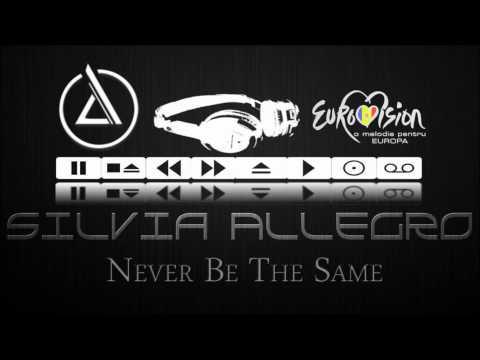 Silvia Allegro - Never Be The Same (Eurovison 2012)