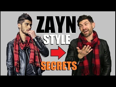 6 Zayn Malik Style Secrets EVERY Guy Should STEAL!