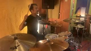 Keren!! Drummer Floor88 tunjuk Skill - Roadblok Hatiku
