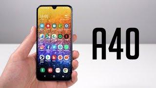 Review: Samsung Galaxy A40 (Deutsch)   SwagTab