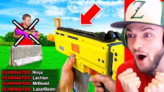 World's *BEST* Nerf BATTLE ROYALE in REAL LIFE!