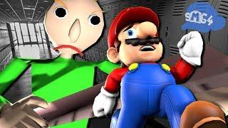 SMG4: If Mario was in... Baldi's Basics