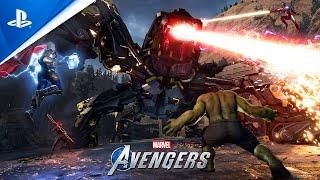 Marvel's avengers :  bande-annonce VOST