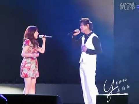 [CLOSE-UP] 2010.07.24 Kangta Beijing Concert - Zhang Li Yin Jang Ri In 7989
