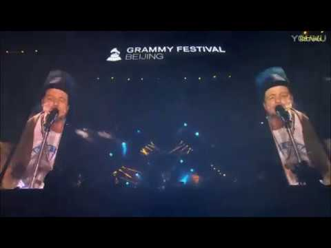 OneRepublic - Born To Race (partial) (Grammy Festival Beijing)
