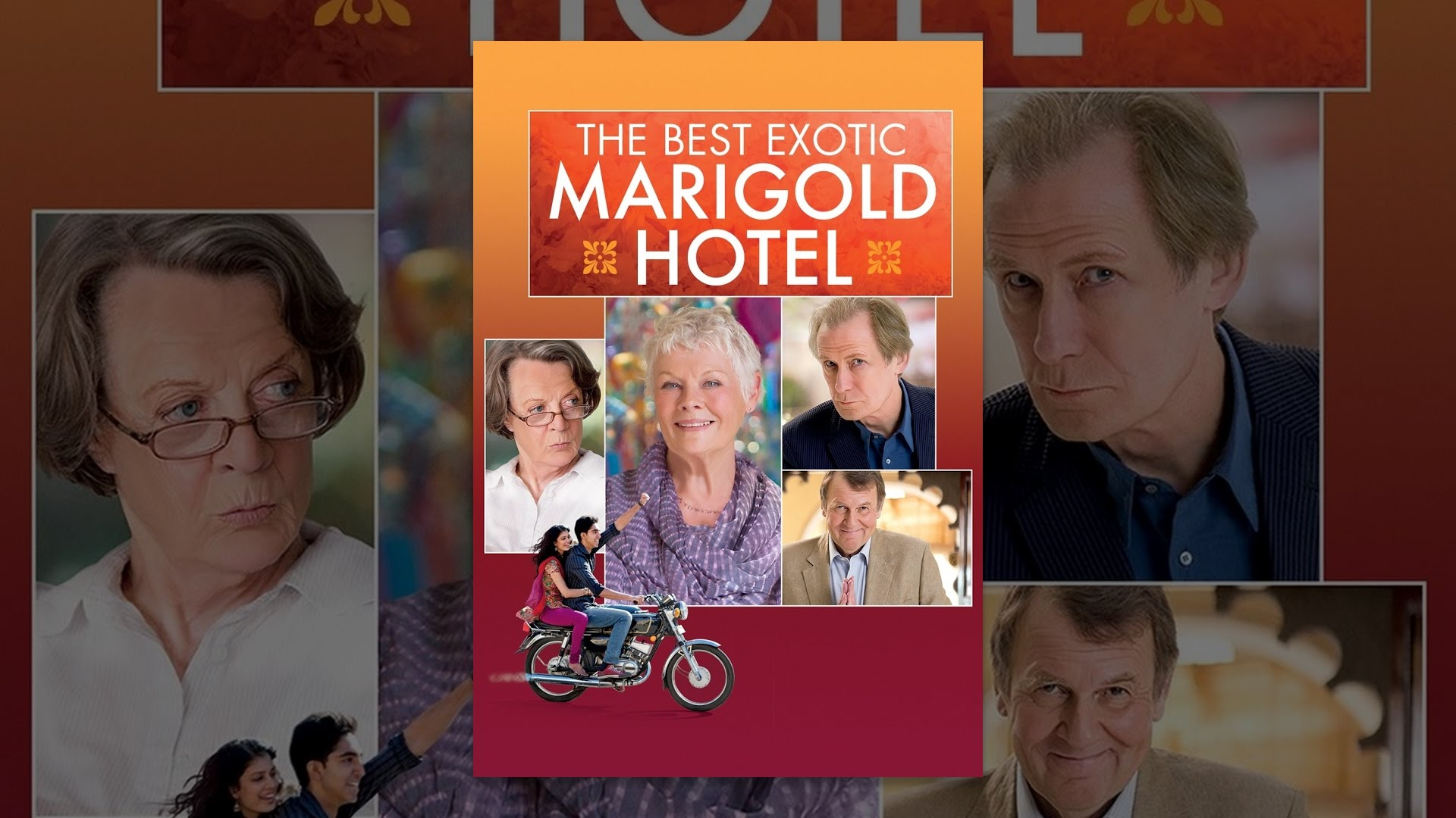 The Best Exotic Marigold Hotel Youtube
