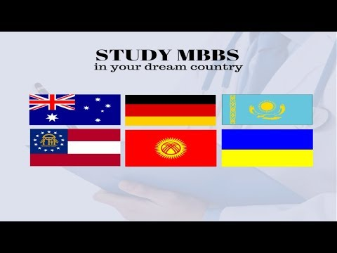 Pursue MBBS in your dream country | Become a successful Doctor