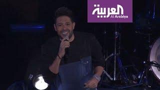 صباح العربية | حماقي يدافع عن محمد صلاح     -
