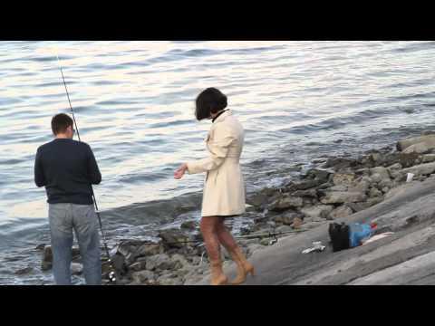 Гламурная рыбалка в Таганроге