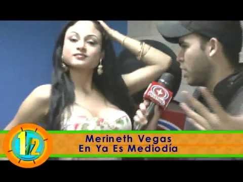 Entrevista a Merineth Vegas