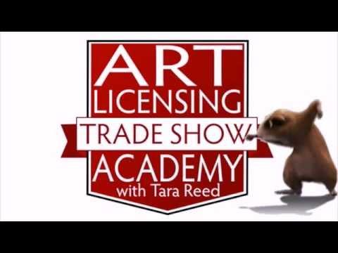 Art Licensing Trade Show Academy