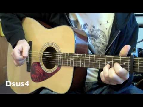 Learn How to Play Hallelujah on Guitar - Jeff Buckley ...