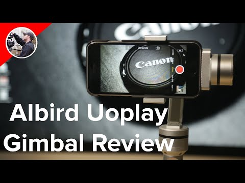 AIbird Uoplay Smartphone Gimbal Review
