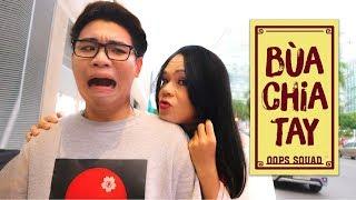 Bùa Chia Tay (Bùa Yêu - MV Parody) - Oops Channy ft. Mazk, Oops Banana