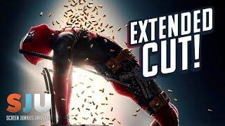 Deadpool 2 is Getting an Extended Cut! - SJU
