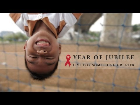 Year of Jubilee | Live for Something Greater