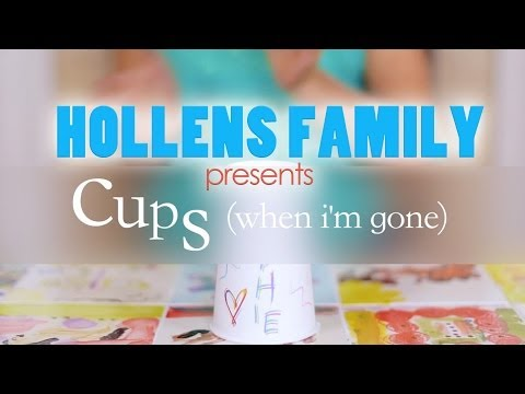 Cups - Pitch Perfect Cover Peter Hollens - feat. HollensFamily